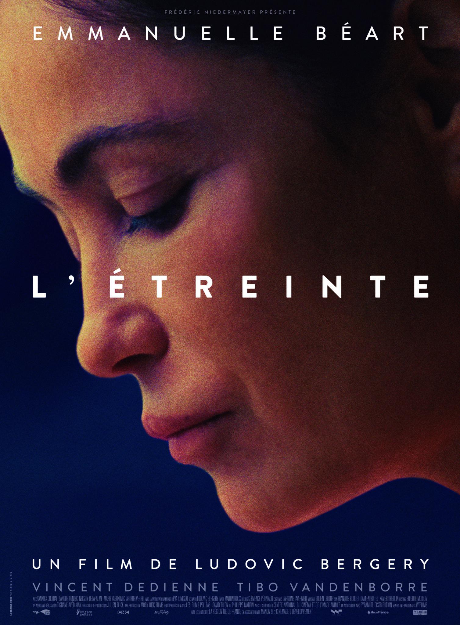 """Critique / """"L'Etreinte"""" (2020) : le retour d'Emmanuelle Béart 5 image"""