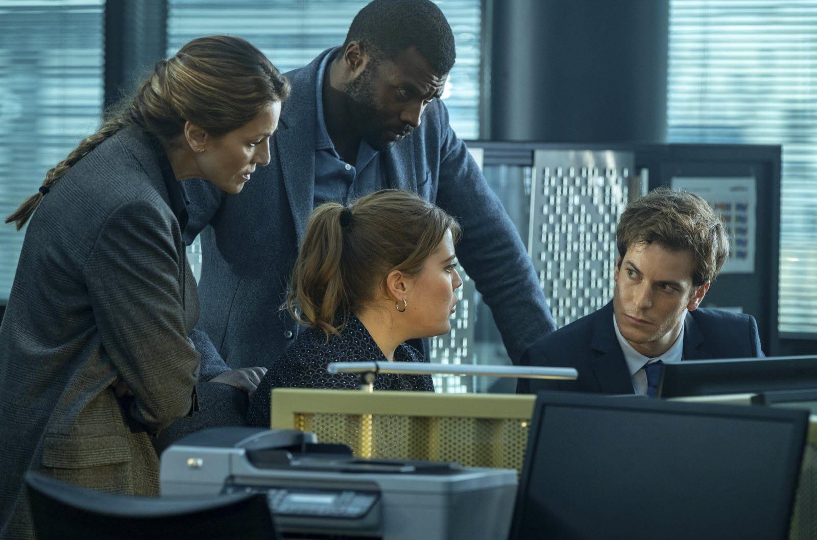 Luther saison 1 image série télé