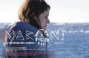 Maroni, le territoire des ombres (2020) affiche saison 2 série télé ARTE