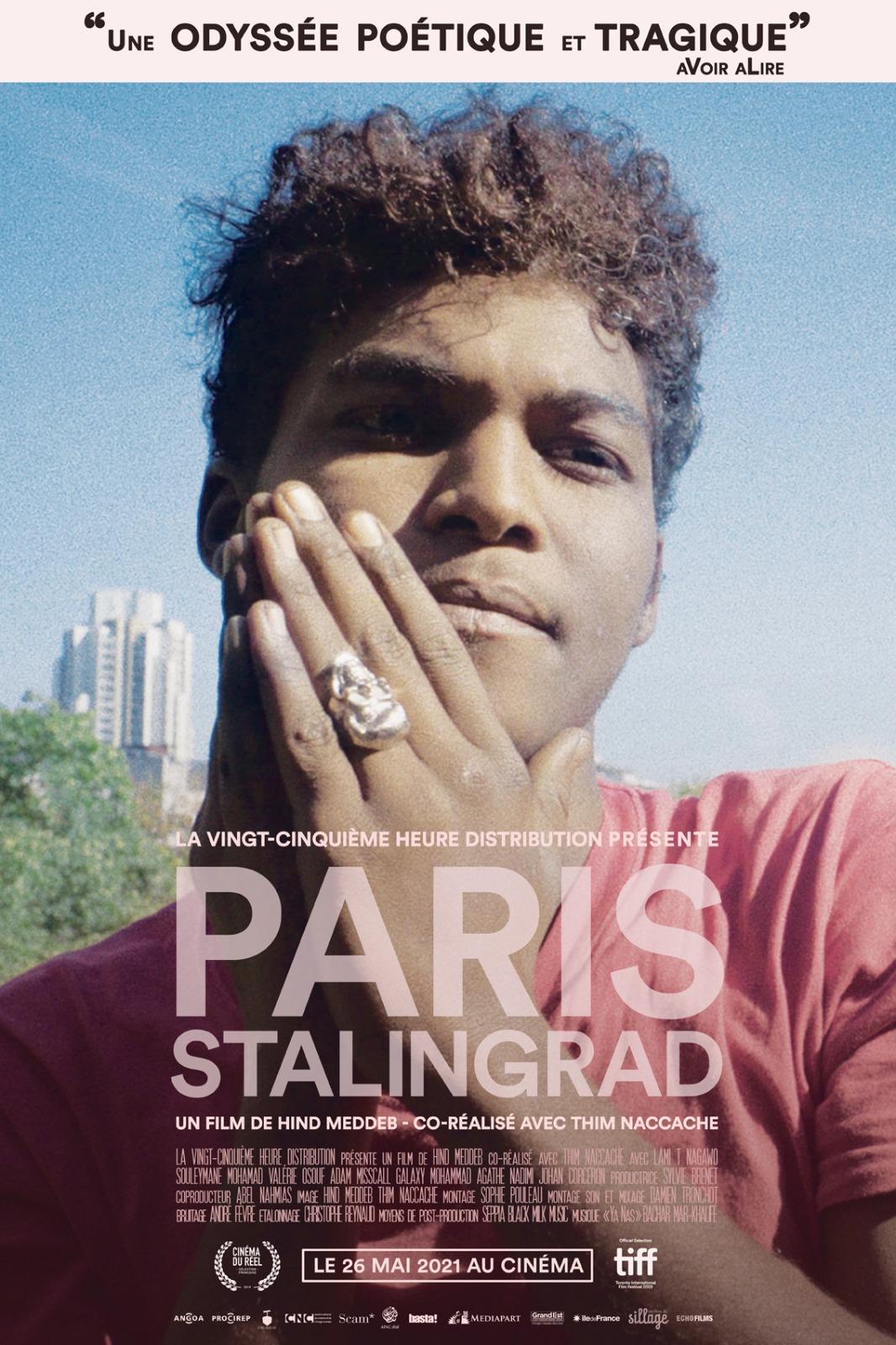 Paris Stalingrad affiche