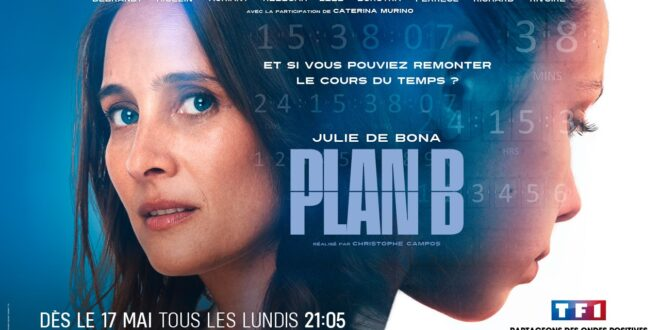 Plan B affiche série télé