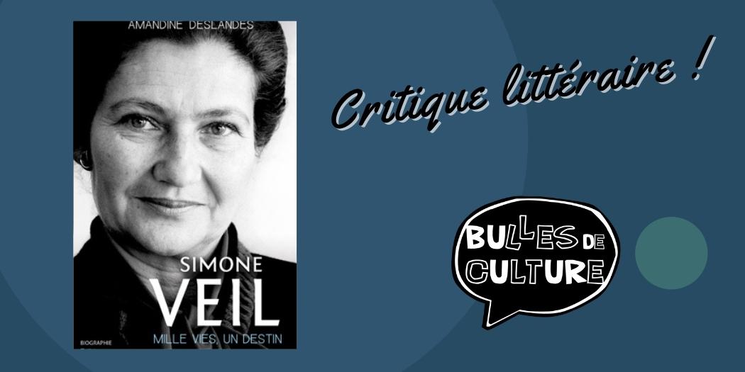 Simone veil, mille vies, un destin (2)