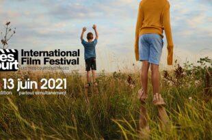 Très Court International Film Festival 2021 affiche bandeau court-métrages