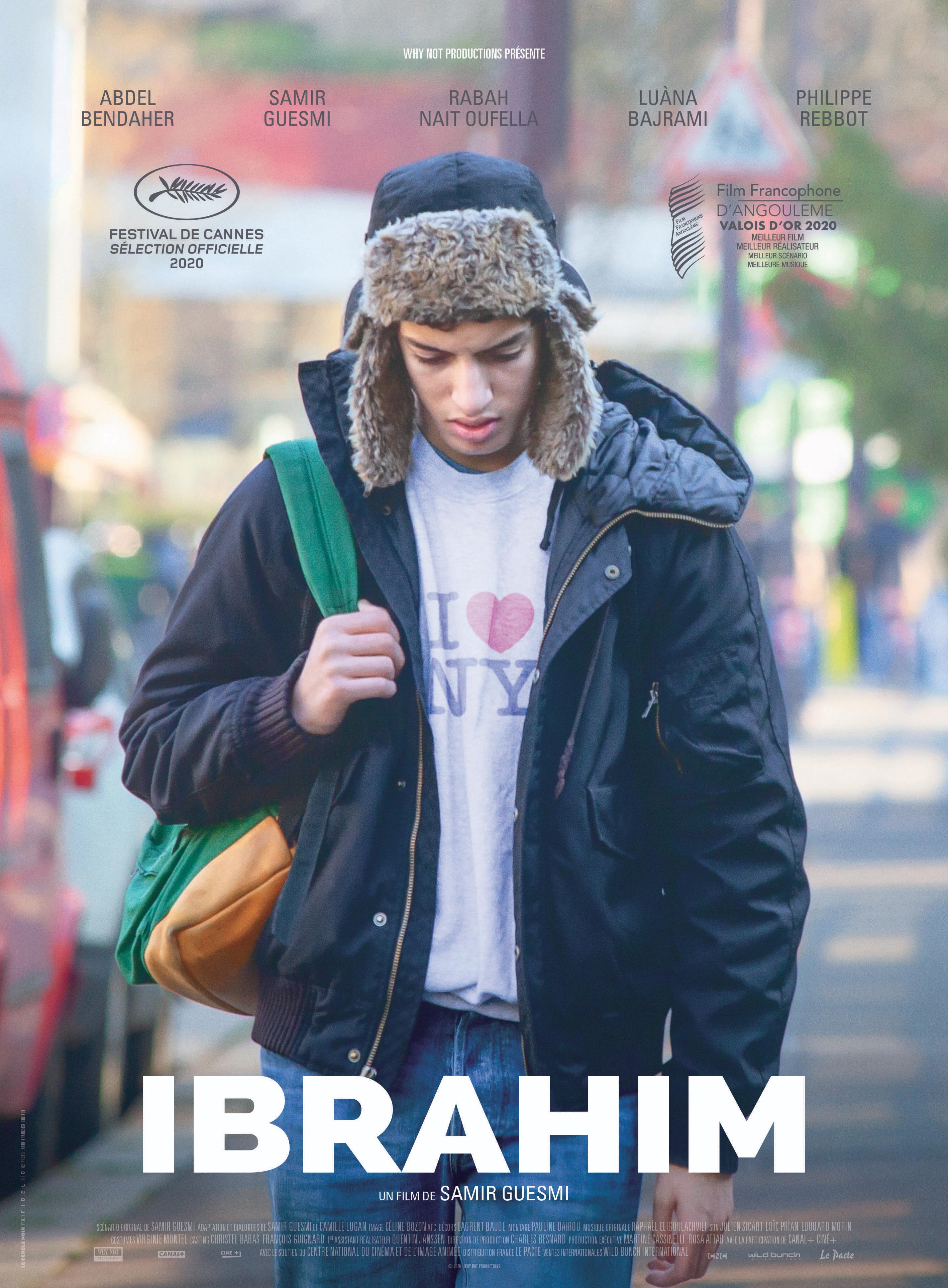 Affiche-IBRAHIM critique avis film