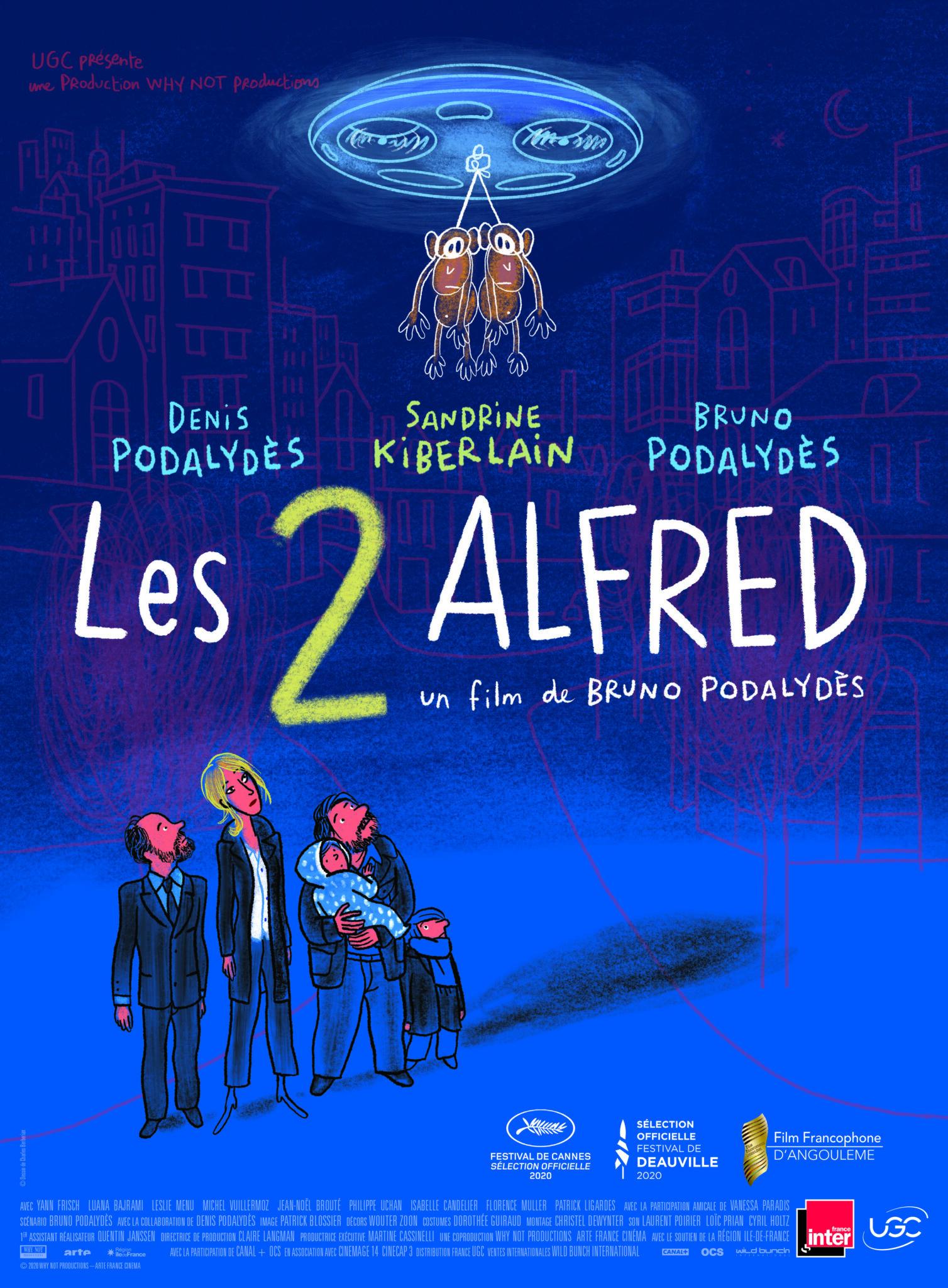 Les 2 Alfred avis critique film