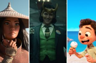 Raya et le dernier dragon, Luca et Loki saison 1 images films cinéma série télé