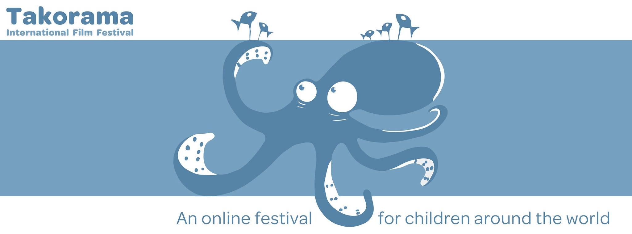 Takorama International Film Festival affiche cinéma court-métrages animation