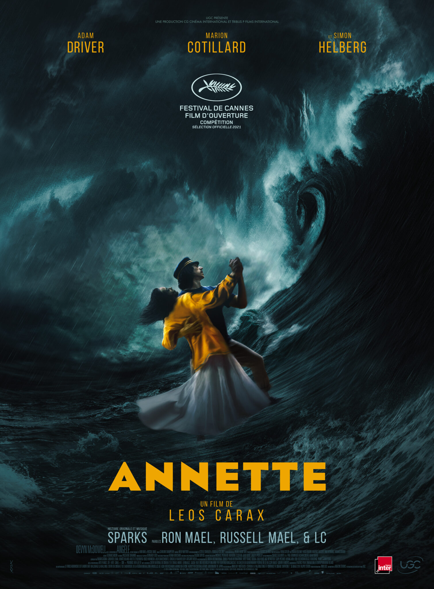 Affiche Annette critique film avis