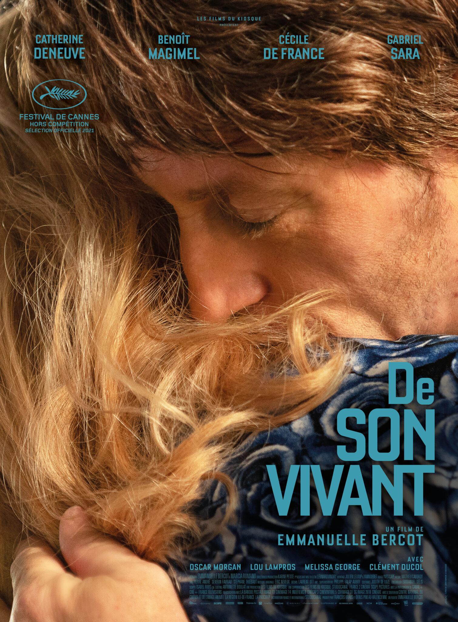 """Critique Cannes 2021 / """"De son vivant"""" : Bercot provoque un torrent d'émotions au Festival 1 image"""