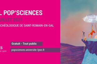 Festival Pop'Sciences 2021