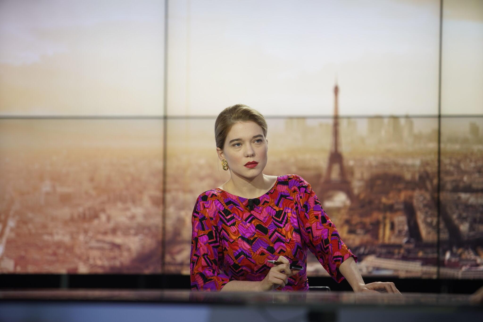 France photo film 2021 Léa Seydoux