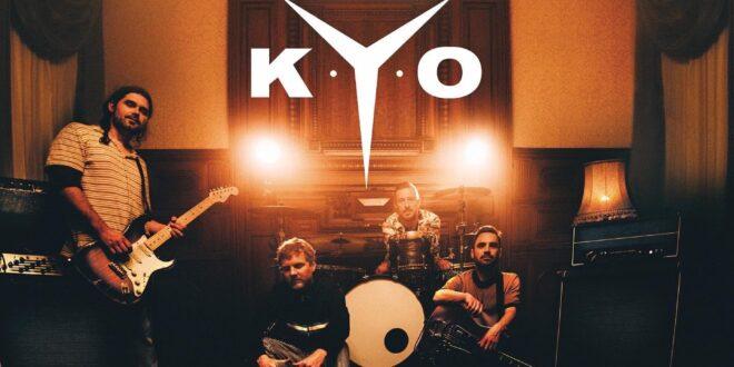 Kyo album La part des lions pochette