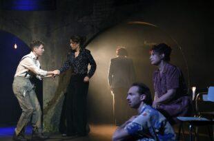 La Grande Musique par Salomé Villiers photo pièce de théâtre