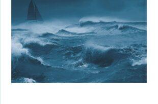 L'atlantique en eaux troubles couverture livre