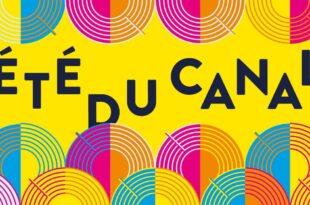 L'Été du Canal 2021 affiche loisirs culture