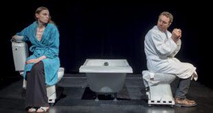 L'un est l'autre par Eric Verdin image pièce de théâtre