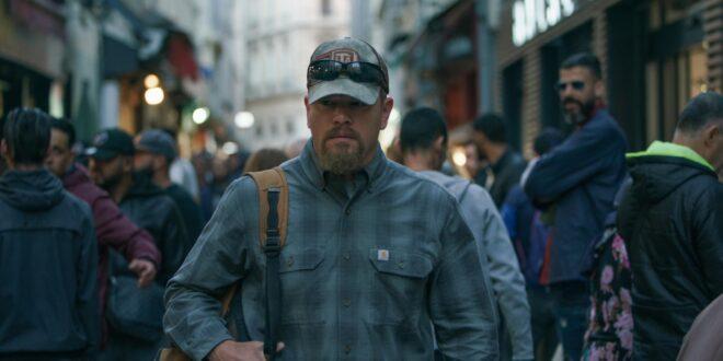 Cannes 2021 / Meilleurs moments du jeudi 8 juillet : Matt Damon sur les marches 1 image