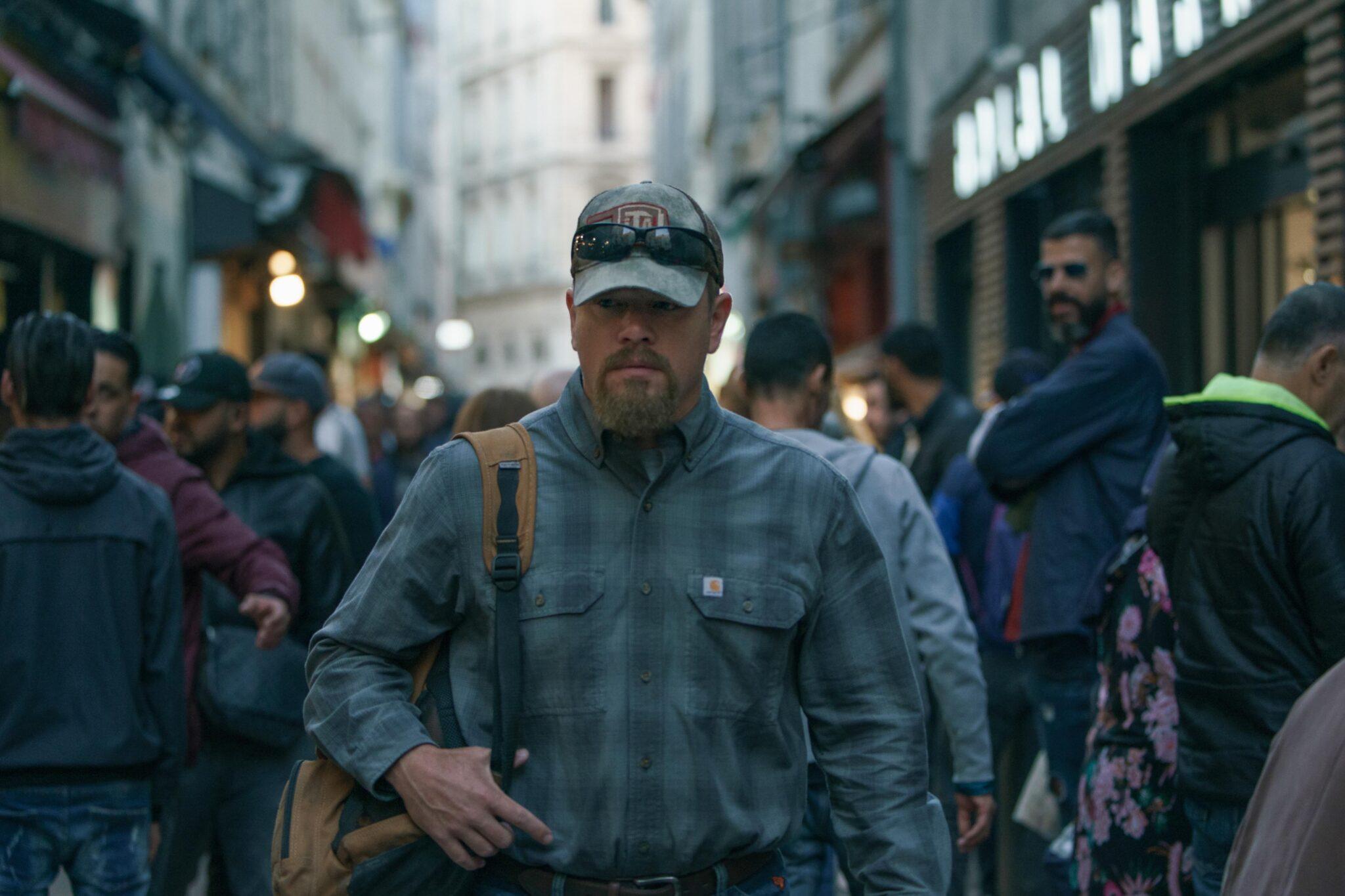 Cannes 2021 / Meilleurs moments du jeudi 8 juillet : Matt Damon sur les marches 2 image