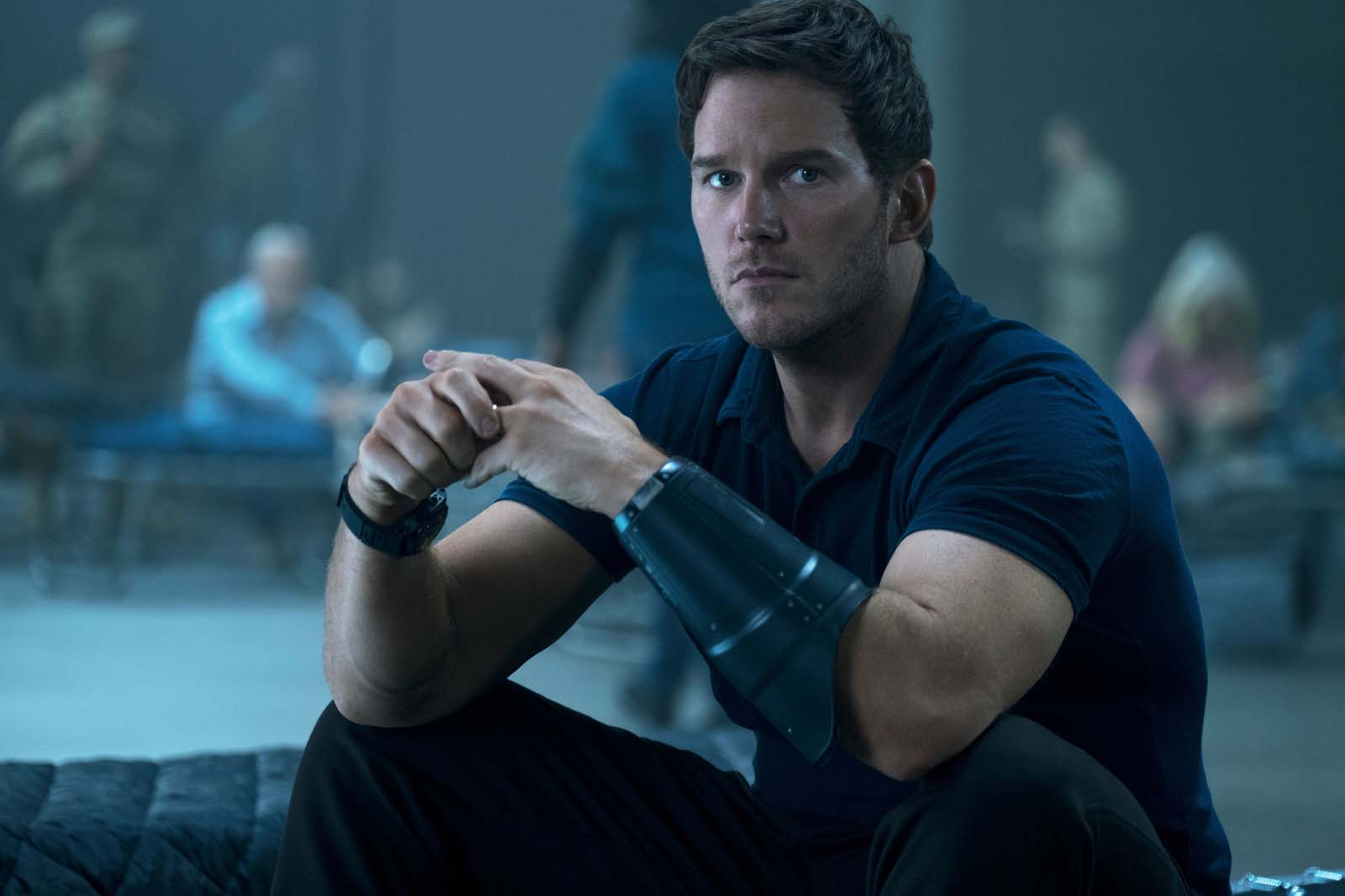 The Tomorrow War Chris Pratt critique avis film
