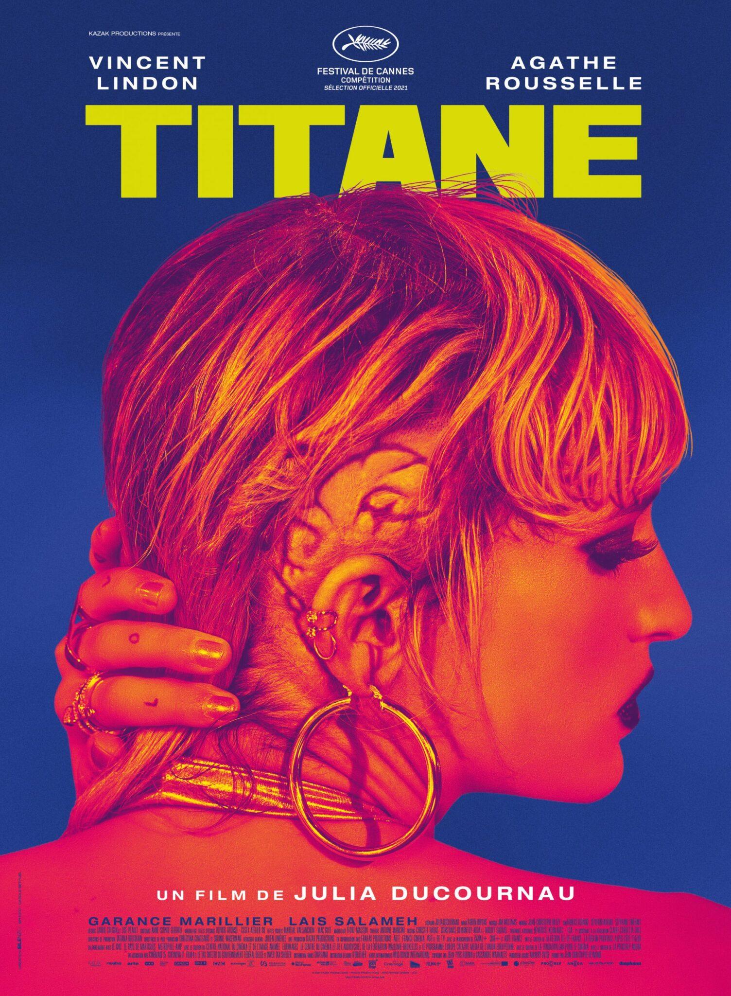 Titane affiche film critiqe avis