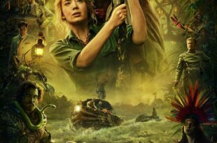 Jungle cruise affiche cinéma film 2021