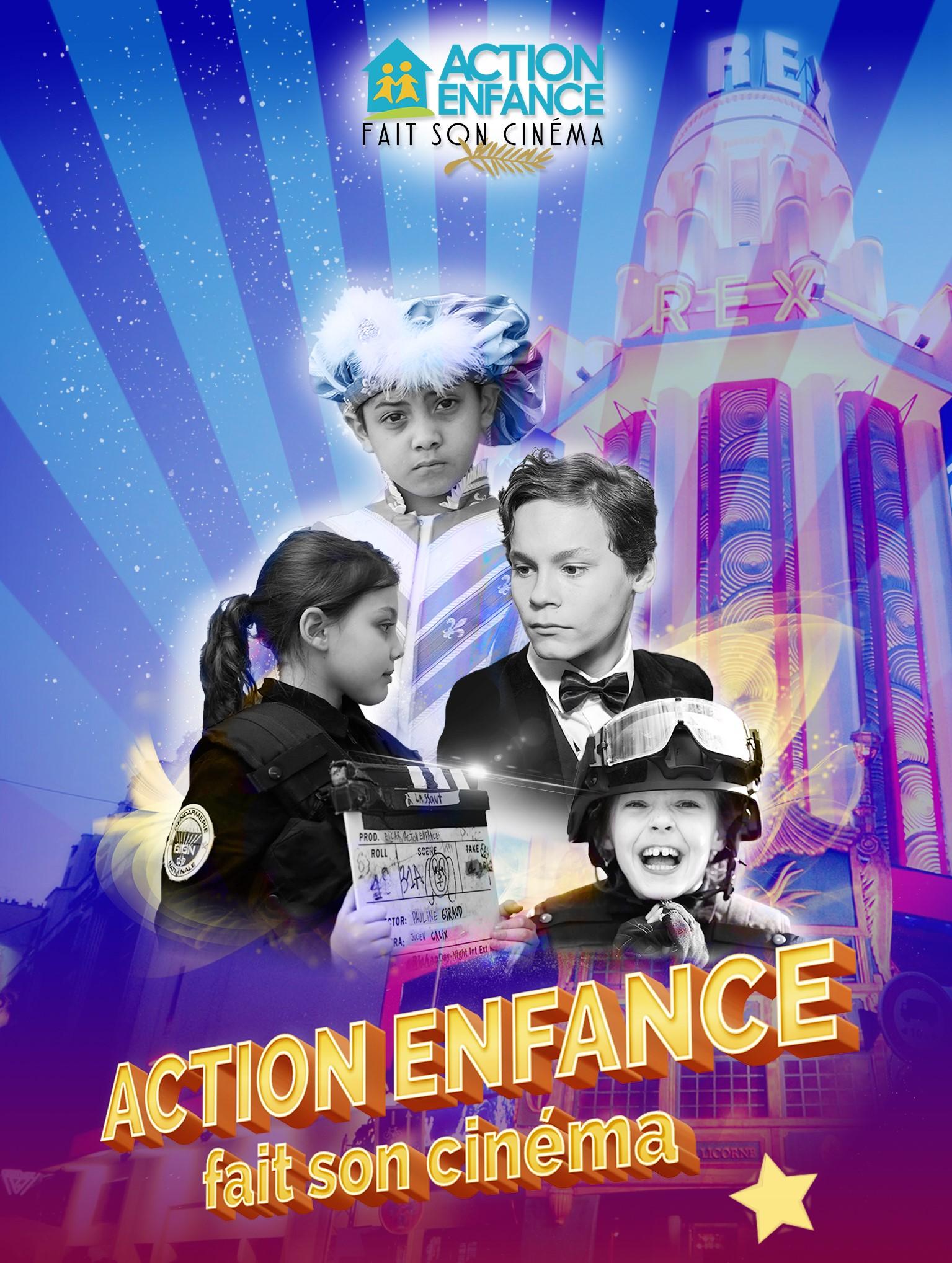 Action enfance 2021 affiche