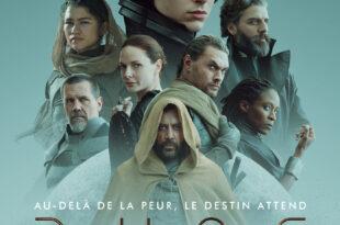 DUNE_affiche film critique 2021