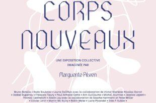 Exposition Corps nouveaux affiche