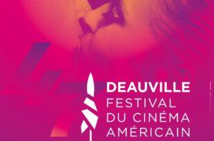 Festival du cinéma américain de Deauville 2021 affiche 47e édition