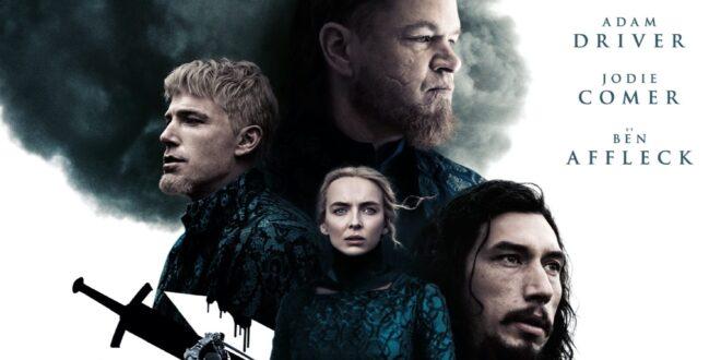 Le Dernier Duel de Ridley Scott affiche film cinéma