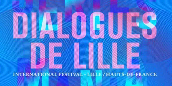 Les Dialogues de Lille - Séries Mania 2021 affiche