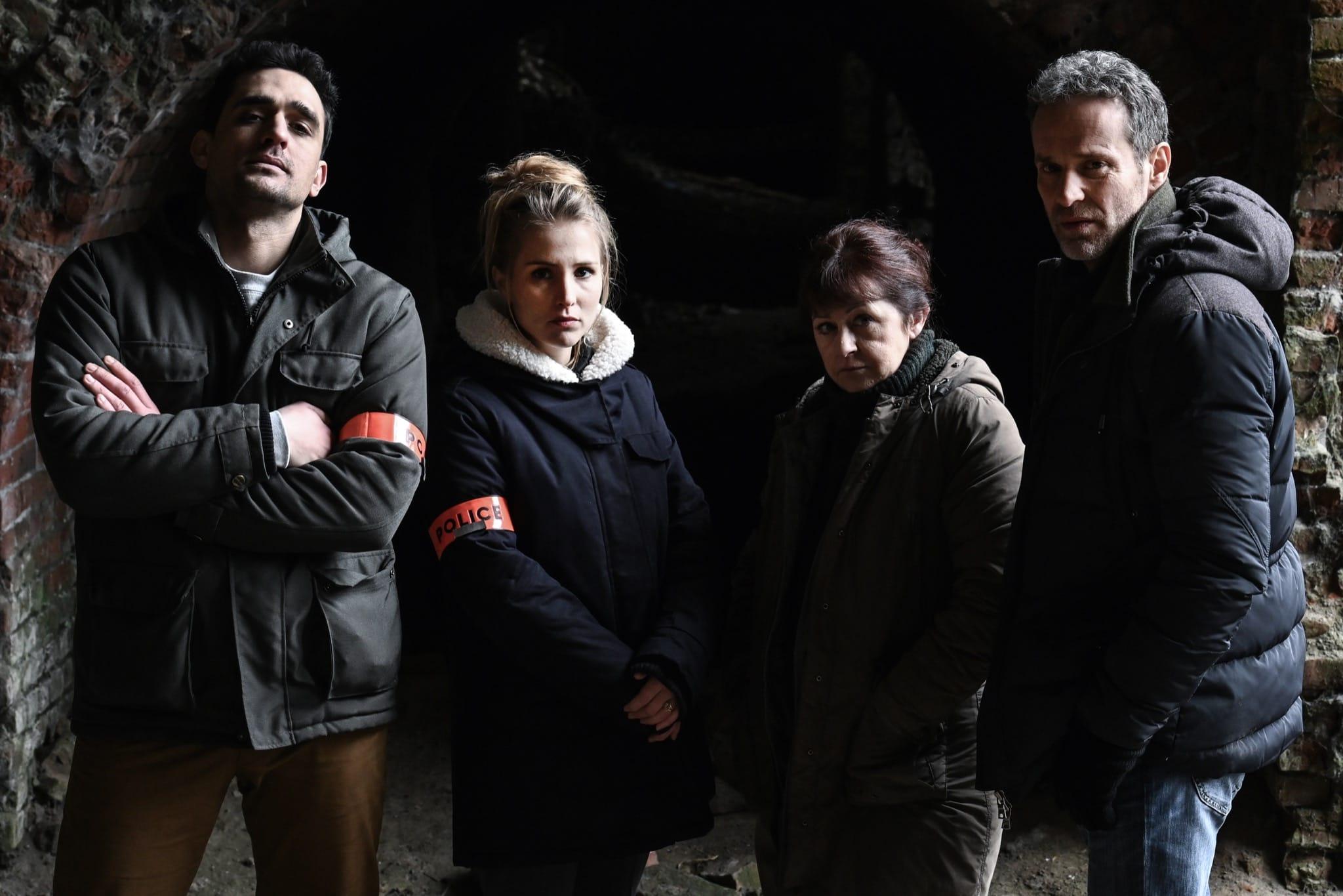 Les Invisibles saison 1 image série télé