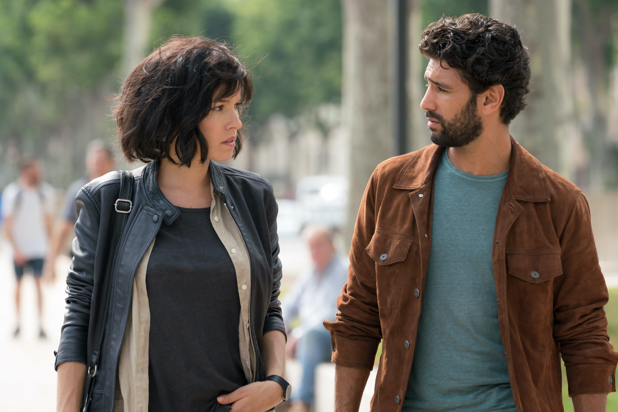 Meurtres en Pays Cathare de Stéphanie Murat image téléfilm policier