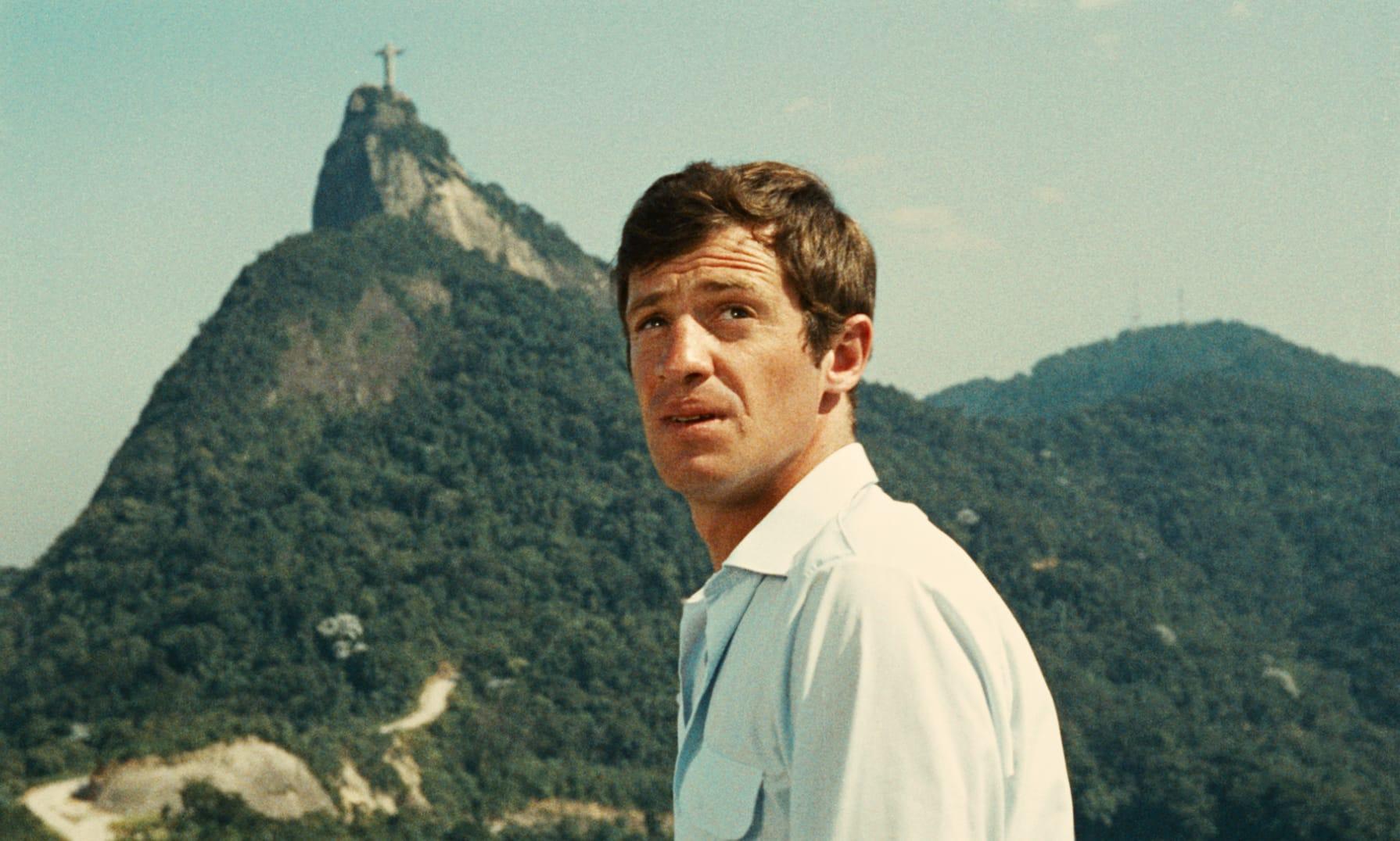 photo Jean-Paul Belmondo dans L'Homme de Rio film cinéma
