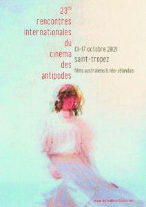 Rencontres Internationales du Cinéma des Antipodes 2021 affiche cinéma