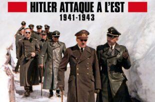 Apocalypse Hitler attaque à l'Est (1941-1943) affiche documentaire