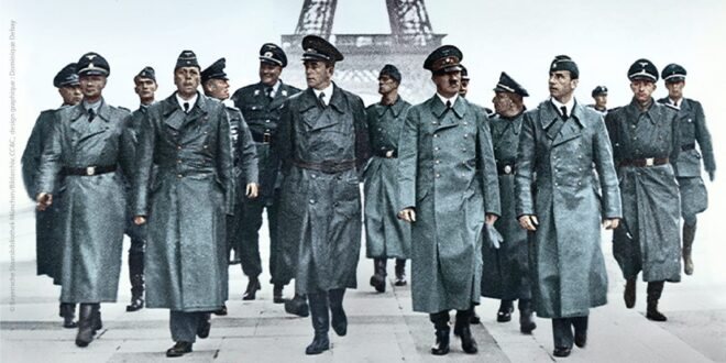 Apocalypse : Hitler attaque à l'Ouest (1940) d'Isabelle Clarke et Daniel Costelle image série documentaire