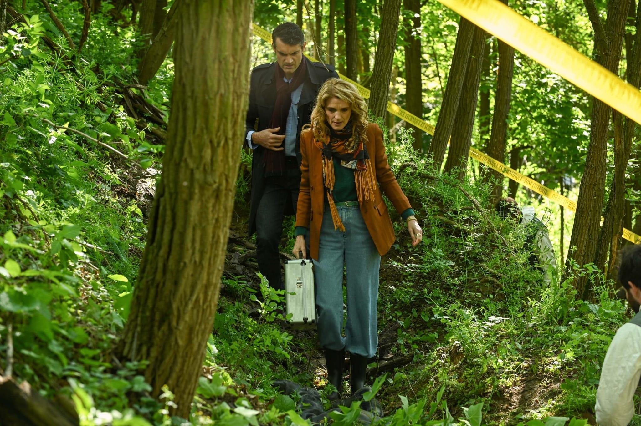César Wagner épisode L'or du Rhin photo série télé