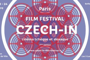 CZECH-IN Film Festival 2021 affiche cinéma