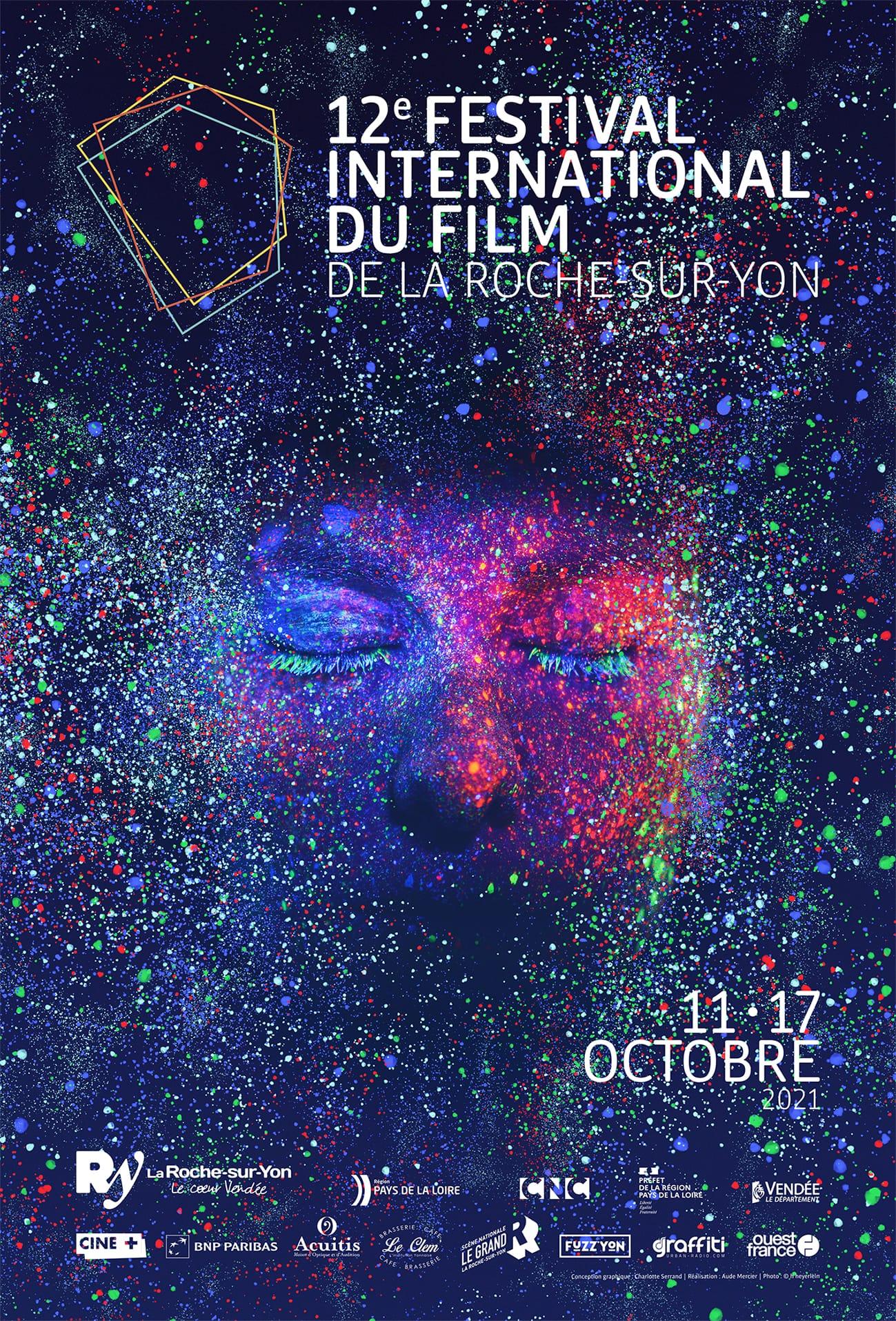Festival International du Film de La Roche-sur-Yon affiche cinéma