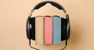pexels stas knop Écouteurs Filaires Noirs Et Bleus livres audio