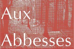 Portes ouvertes d'Anvers aux Abbesses 2021 affiche immersion dans les ateliers d'artistes de la Butte Montmartre